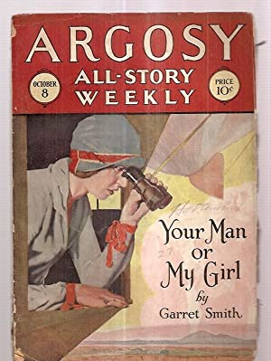 ARGOSY ALL-STORY WEEKLY OCTOBER 8, 1927 VOLUME 189 NUMBER 5