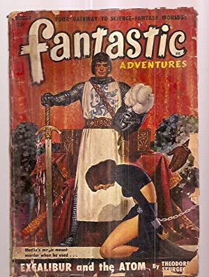 Fantastic Adventuresfor August 1951: edited by Howard