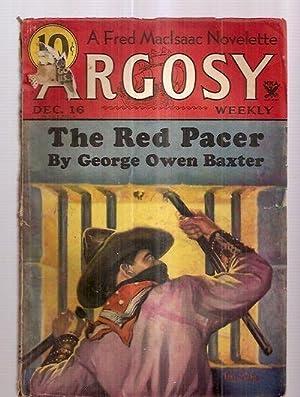 ARGOSY DECEMBER 16, 1933 VOLUME 243 NUMBER: Argosy) [cover by