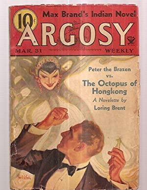 ARGOSY MARCH 31, 1934 VOLUME 245 NUMBER: Argosy) [cover by