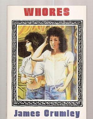 WHORES: Crumley, James [cover