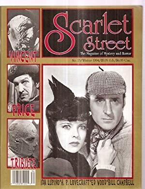 SCARLET STREET: THE MAGAZINE OF MYSTERY AND: Scarlet Street) [published
