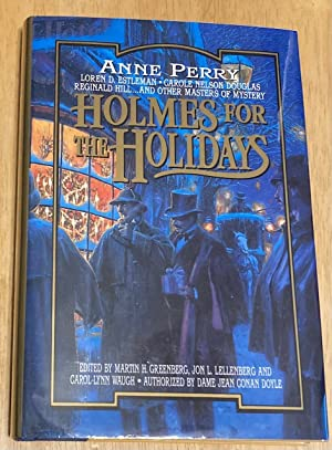 HOLMES FOR THE HOLIDAYS: Greenberg, Martin H.