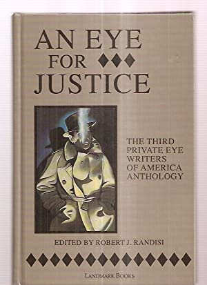 AN EYE FOR JUSTICE: THE THIRD PRIVATE: Randisi, Robert J.