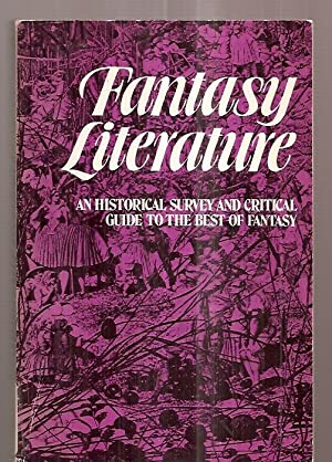 FANTASY LITERATURE: A CORE COLLECTION AND REFERENCE GUIDE: Tymn, Marhall B. and Kenneth J. Zahorski...