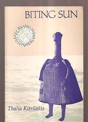 BITING SUN: Kitrilakis, Thalia [cover