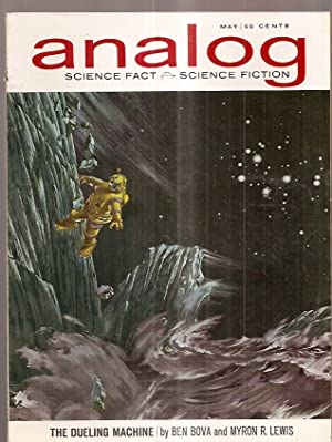 Analog Science Fact / Science Fiction Magazine: Analog) [edited by