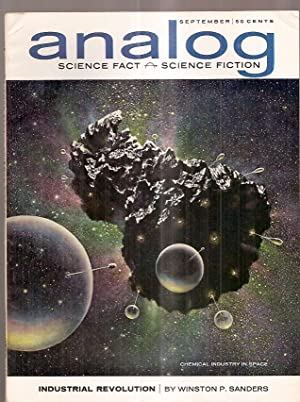 Analog Science Fact and Science Fiction Magazine: Analog) [edited by