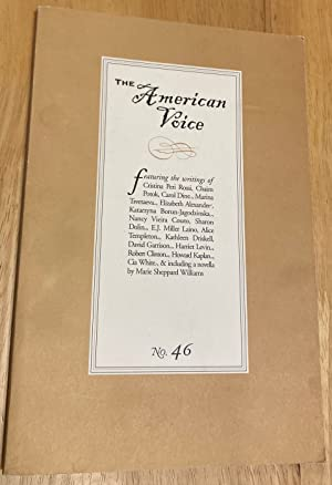 THE AMERICAN VOICE NO. 46: The American Voice)