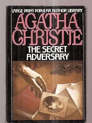 THE SECRET ADVERSARY: Christie, Agatha [Dust