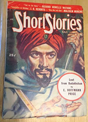 SHORT STORIES OCTOBER 1949 VOL. CCVIII [208]: Short Stories) D.