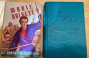 MARIE HALKETT: Chambers, Robert W. (William)