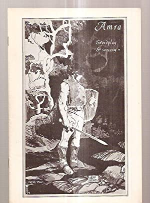 AMRA VOLUME II / 2 NUMBER 44 [SWORDPLAY & SORCERY] OCTOBER 1967