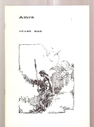 AMRA VOLUME II / 2 NUMBER 46 [SWORDPLAY & SORCERY] APRIL 1968