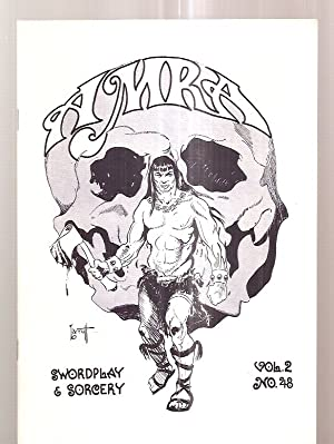 AMRA VOLUME II / 2 NUMBER 48 [SWORDPLAY & SORCERY] MID-AUGUST1968