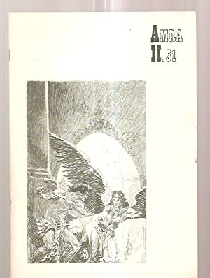 AMRA VOLUME II / 2 NUMBER 51 [SWORDPLAY & SORCERY] NOVEMBER 1969