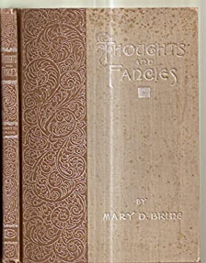 THOUGHTS AND FANCIES: POEMS AND PICTURES OF: Brine, Mrs. Mary