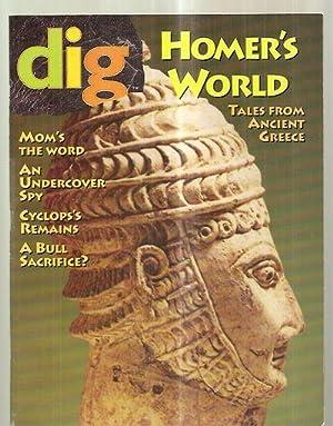 DIG JANUARY 2004 VOLUME 6 NUMBER 1: Dig) [Rosalie F.