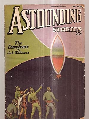 ASTOUNDING STORIES MAY 1936 VOLUME XVII NUMBER: Astounding Stories) [cover