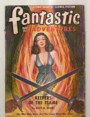 Fantastic Adventures May 1949 Volume 11 Number: Fantastic Adventures) [cover
