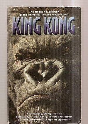 KING KONG: Golden, Christopher (a