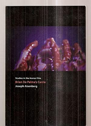 STUDIES IN THE HORROR FILM: BRIAN DE: Aisenberg, Joseph [Stephen