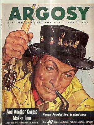 ARGOSY APRIL 1947 VOL. 324 NO. 4: Argosy) [cover by