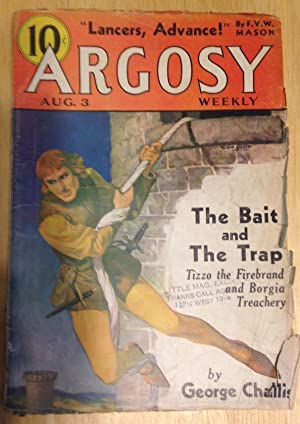 ARGOSY AUGUST 3, 1935 VOLUME 257 NUMBER: Argosy) [cover by