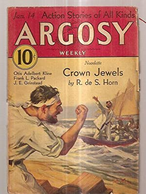 Argosy January 14, 1933 Volume 235 Number: Argosy) [cover by