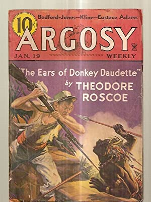 ARGOSY JANUARY 19, 1935 VOLUME 252 NUMBER 6