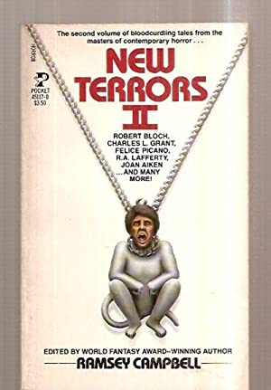 NEW TERRORS II [TWO] [2]: Campbell, Ramsey (edited