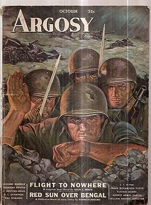 ARGOSY OCTOBER 1943 VOL. 316 NO. 3: Argosy) [T. T.