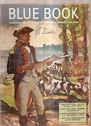 BLUE BOOK MAGAZINE AUGUST 1948 VOL. 87, NO. 4