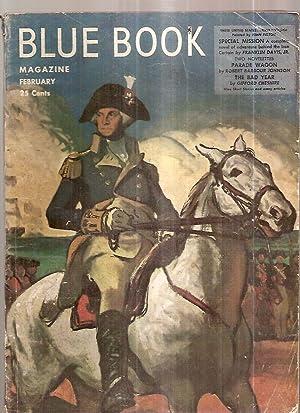 Blue Book Magazine February 1949 Vol. 88,: Blue Book Magazine)