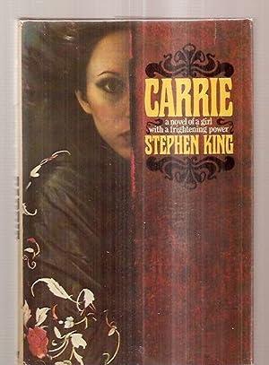 CARRIE: King, Stephen [Dust