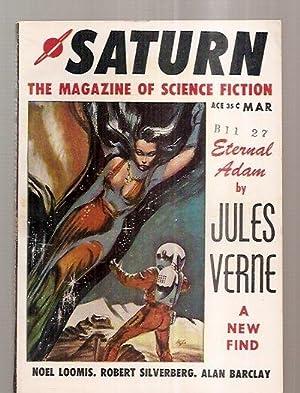 SATURN THE MAGAZINE OF SCIENCE-FICTION VOL. 1: Saturn) [Robert C.
