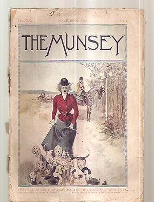 MUNSEY'S MAGAZINE NOVEMBER 1898 VOLUME XX NUMBER: Munsey's Magazine) [H.