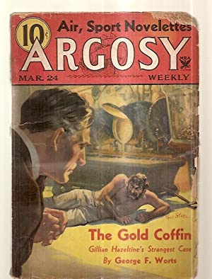 ARGOSY MARCH 24, 1934 VOLUME 245 NUMBER: Argosy) [cover by