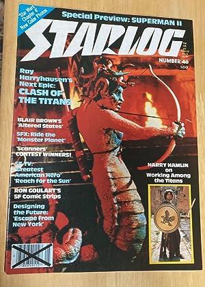 STARLOG MAY 1981 NUMBER 46: Starlog) [Susan Adamo,