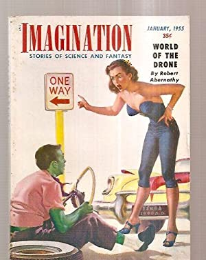 IMAGINATION: STORIES OF SCIENCE AND FANTASY JANUARY: Imagination: Stories of