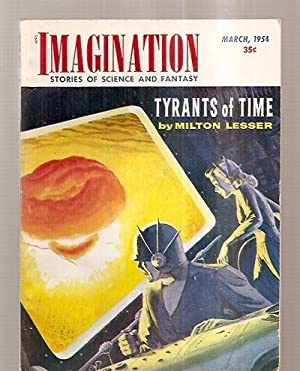 IMAGINATION: STORIES OF SCIENCE AND FANTASY MARCH 1954 VOLUME 5 NUMBER 3