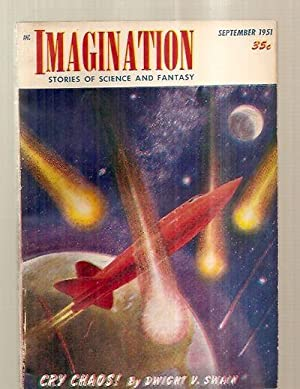 IMAGINATION: STORIES OF SCIENCE AND FANTASY SEPTEMBER: Imagination: Stories of