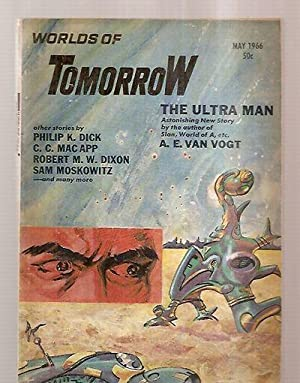 WORLDS OF TOMORROW MAY 1966 VOL. 3: Worlds of Tomorrow)