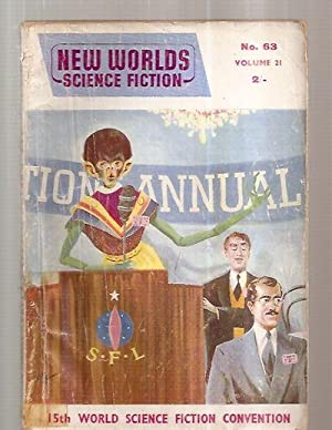 NEW WORLDS SCIENCE FICTION MONTHLY SEPTEMBER 1957: New Worlds) [edited