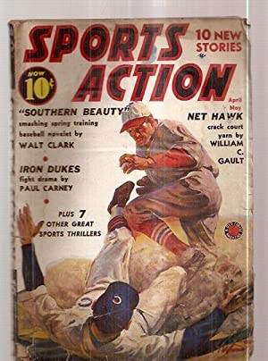 SPORTS ACTION APRIL - MAY 1939 ISSUE: Sports Action) [Johnny
