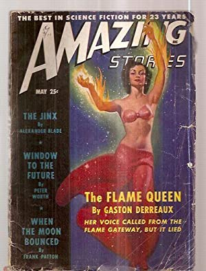 AMAZING STORIES MAY 1949 VOLUME 23 NUMBER: Amazing Stories) [cover