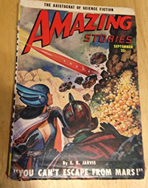 Amazing Stories Sept. / September 1950 Volume: Amazing Stories) [cover