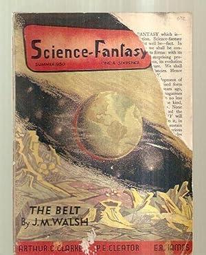 SCIENCE-FANTASY VOL. 1. NO. 1 SUMMER, 1950: Science-Fantasy) [edited by
