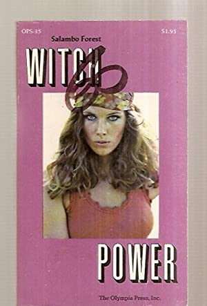 WITCH POWER: Forest, Salambo [cover