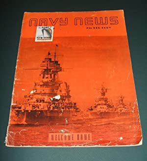 NAVY NEWS for MAY 1939
